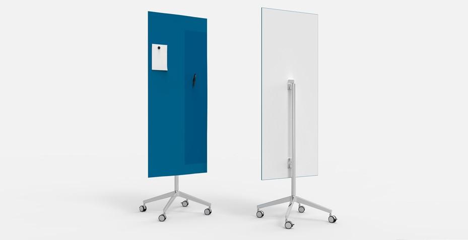 Tableau mural mobile afin d'optimiser votre espace !