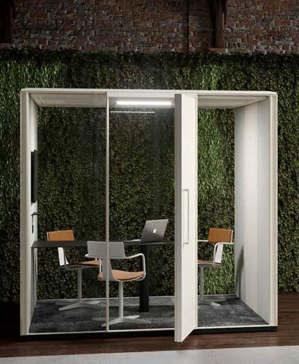 Créez un espace de confidentialité